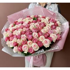 Розовое трио