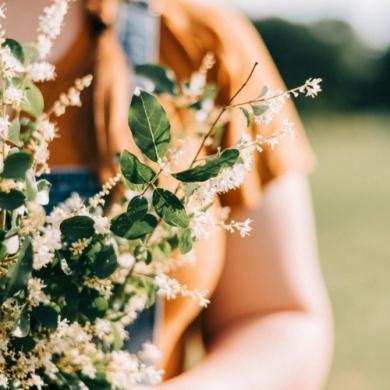 7 идей для букетов из полевых цветов