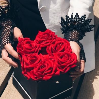 Какие цветы можно дарить мужчине на юбилей