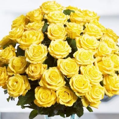 Желтые розы — это символ разлуки?