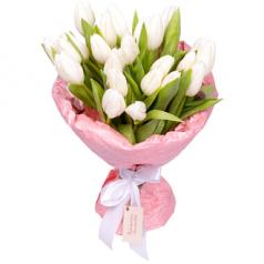 МИСС ОЧАРОВАНИЕ (25 тюльпанов)
