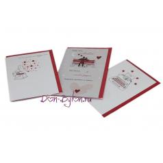 Открытка «Любовные открытки»